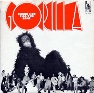 Gorilla. Oct. 1967 [click for larger image]